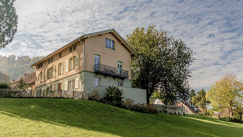 Sanierung - Villa