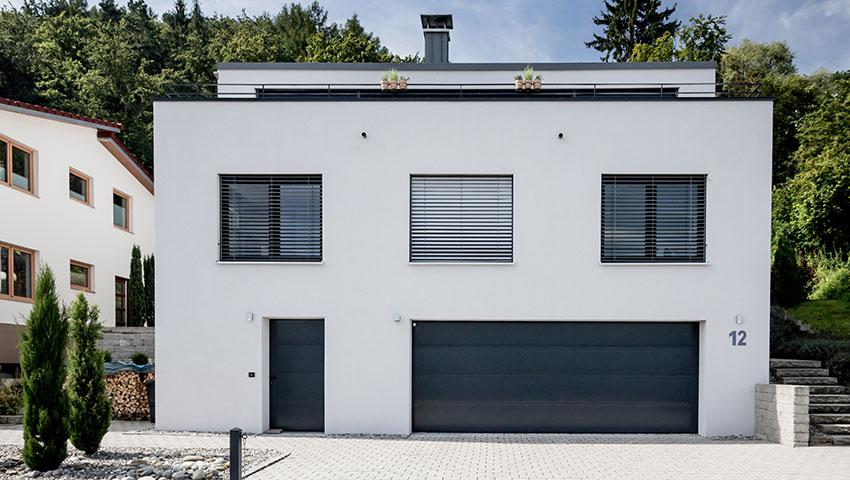 Neubau - Wohnhaus